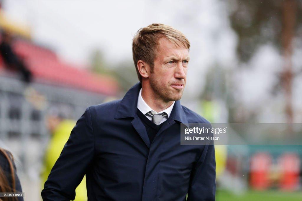 Ostersunds FK v Athletic FC Eskilstuna - Allsvenskan : News Photo
