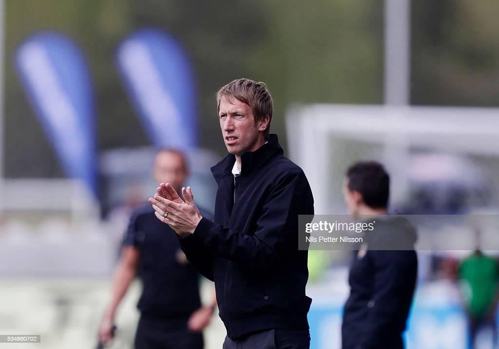 Ostersunds FK v Malmo FF - Allsvenskan : News Photo