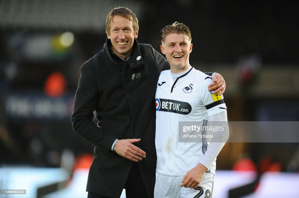 Swansea City v Millwall - Sky Bet Championship : News Photo