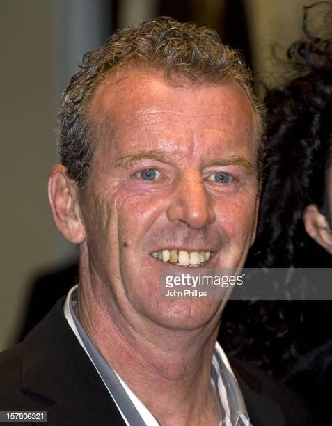 Graham Rix Arriving To 'The Shouting Men' Premiere At At The Odeon West End Leicester Square London