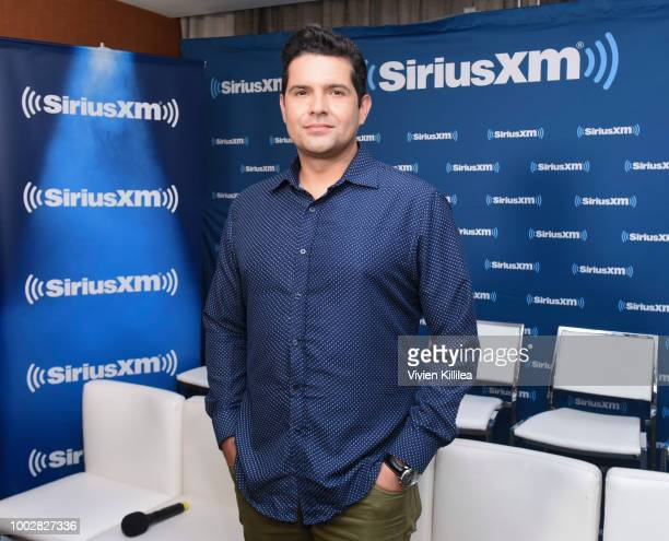 Graham Roland attends SiriusXM's Entertainment Weekly Radio Broadcasts Live From Comic Con in San Diego at Hard Rock Hotel San Diego on July 20 2018...