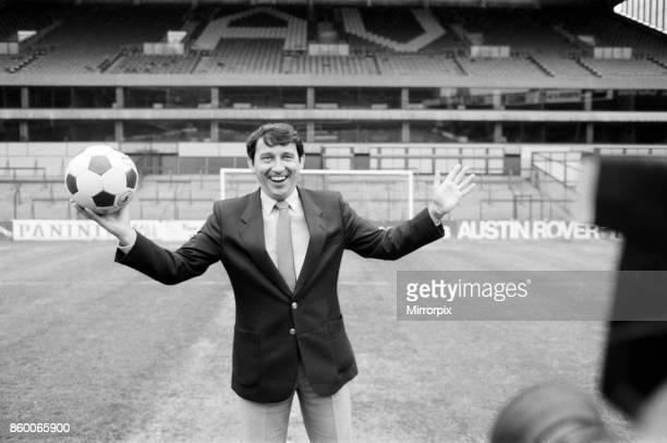 Graham Taylor joins Aston Villa as Manager, 18th May 1987.