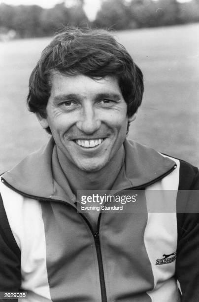 Graham Taylor manager of Watford Football Club