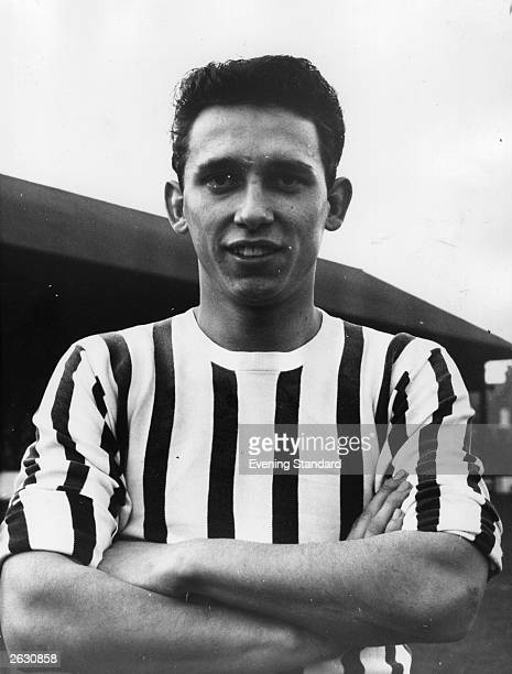 Graham Taylor of Grimsby Town Football Club