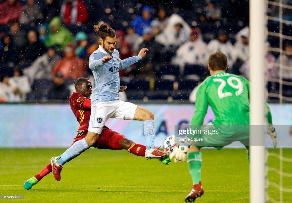 Real Salt Lake   v Sporting Kansas City : News Photo