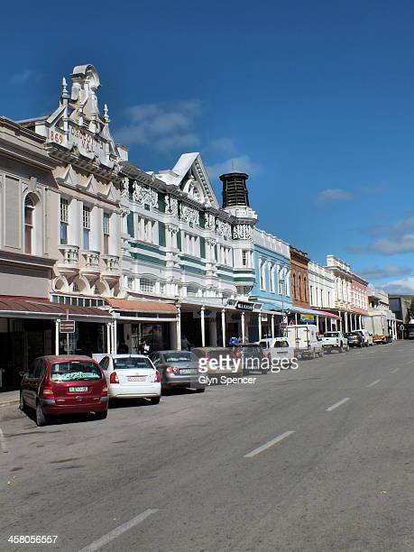 Grahamstown High Street is one of the few remaining traditional High Streets in South Africa. It is divided by Church Square into Upper and Lower...