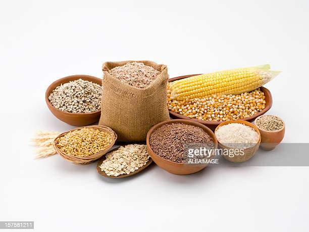 Grain and cereal composition