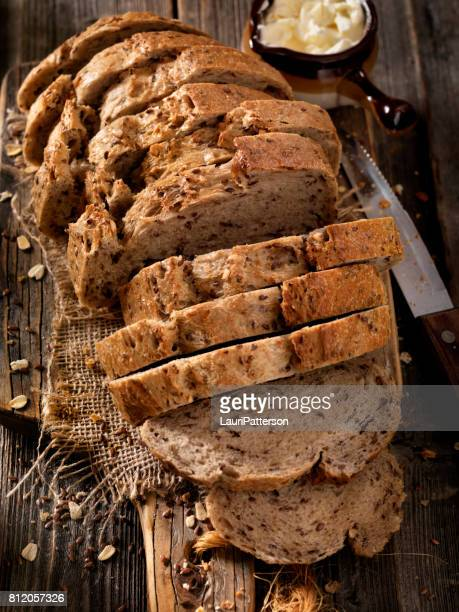 9 Grain Artisan Bread