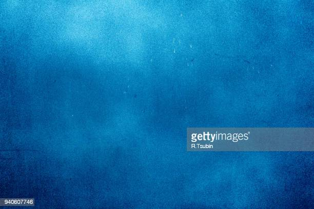 grain blue paint wall - blood love stock photos and pictures