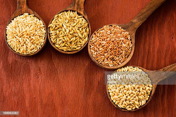 Grains collection