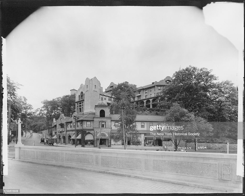Gramatan Hotel Bronxville New York 1916