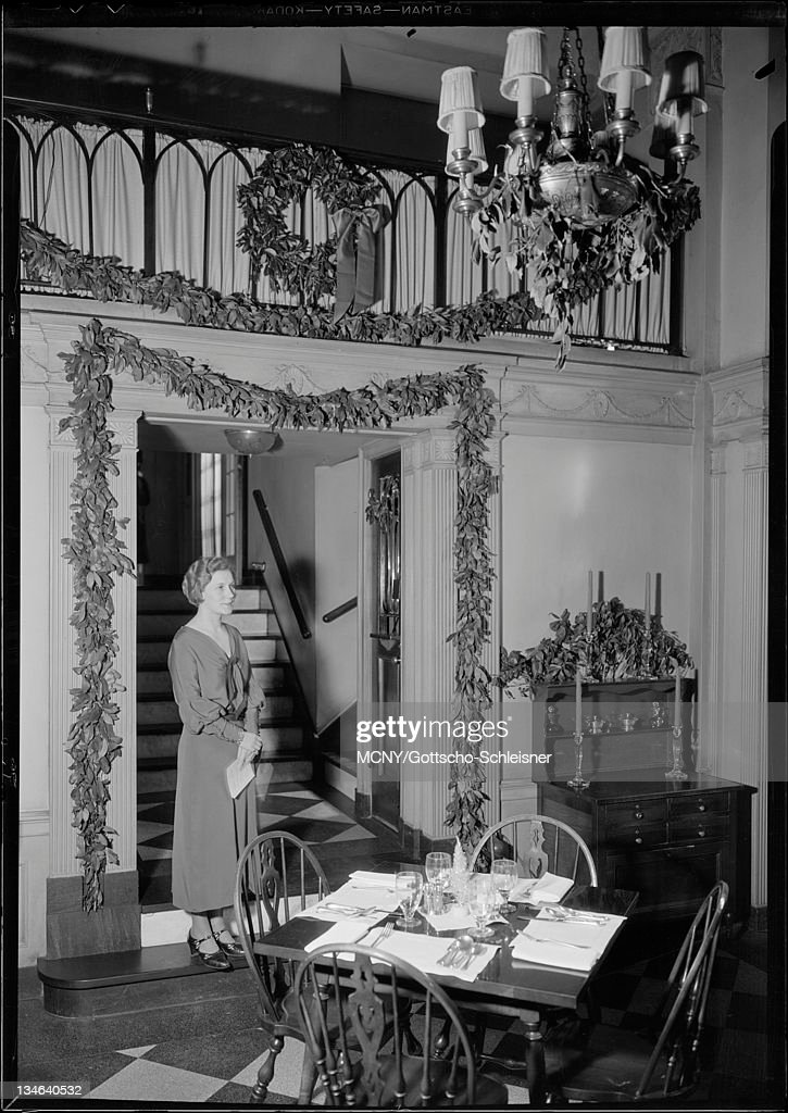 Parkside Hotel Dining Room Hostess Pictures Getty Images