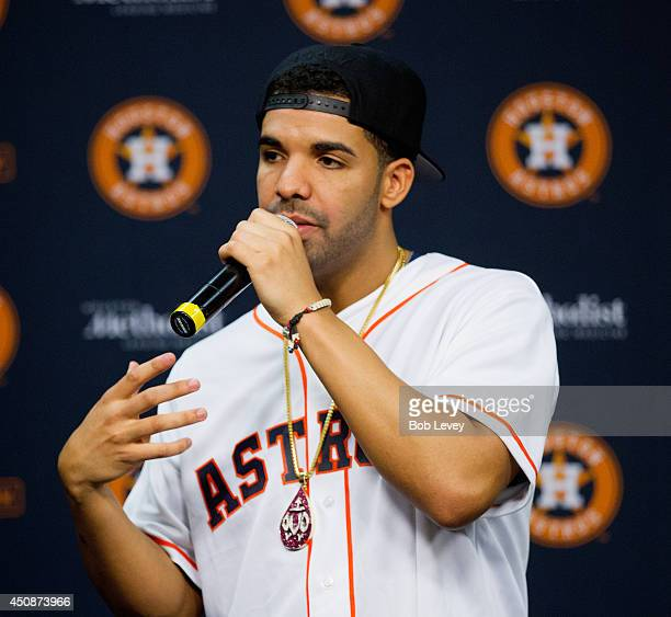 Grammy Award winner Drake kicks off his threeday Houston Appreciation Weekend event with a special Houston Appreciation Night at Minute Maid Park on...