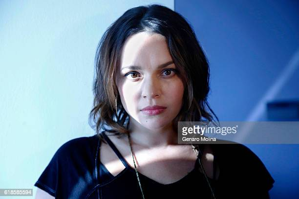Grammy Award winning singer Norah Jones is photographed for Los Angeles Times on September 13 2016 in Los Angeles California PUBLISHED IMAGE CREDIT...