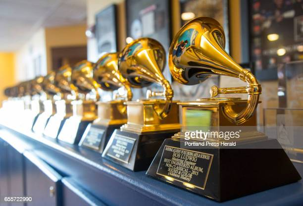 Grammy awards won in recent years by Bob Ludwig and Adam Ayan of Gateway Mastering Studios