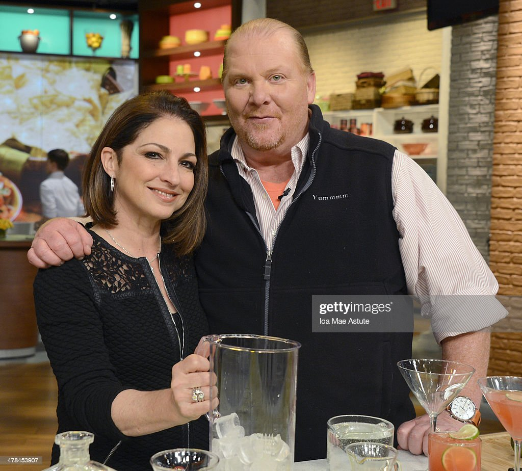 THE CHEW - Grammy Award-winner Gloria Estefan returns to guest host; actress Emmy Rossum is the guest Friday, March 14, 2014 on ABC's 'The Chew.' 'The Chew' airs MONDAY - FRIDAY (1-2pm, ET) on the ABC Television Network. BATALI