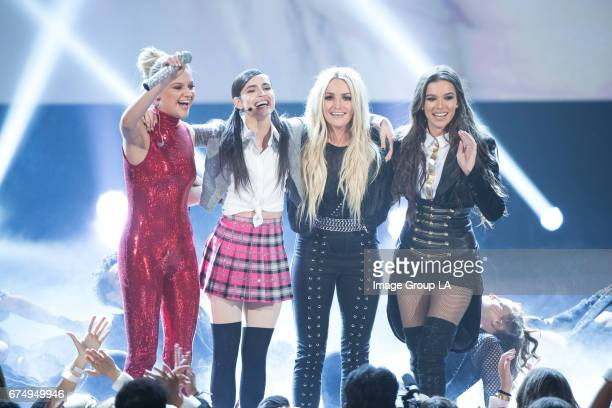 AWARDS Grammy Awardwinning pop superstar Britney Spears was honored with the 2017 RDMA 'Icon' Award in recognition a career and music that has been...