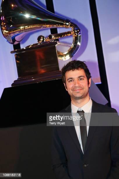 Grammy nominee Mike Barnett attends the Nashville Chapter 61st Nominee Celebration on January 24 2019 in Nashville Tennessee