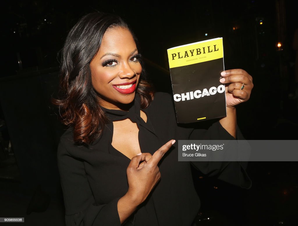 "Kandi Burruss Makes Broadway Debut In ""Chicago"""
