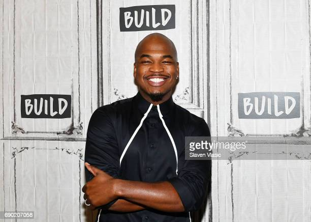 Grammy winner NEYO visits Build Series to talk about his role as judge on NBC's 'World of Dance' competition show at Build Studio on May 30 2017 in...