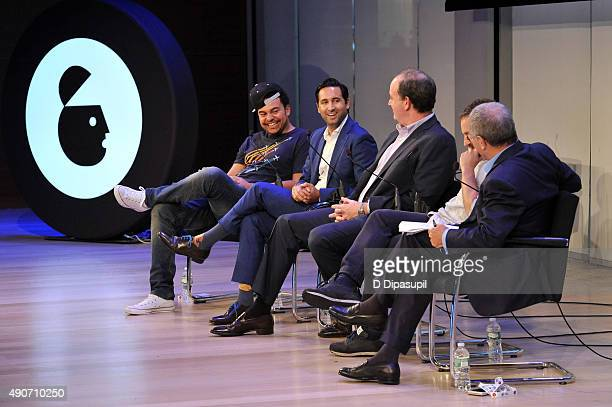 Grammy Winning Producer Alex da Kid Head of Digital at ICM Partners Jonathan M Perelman Founder of Bruin Sports Capital George Pyne CoFounder and...