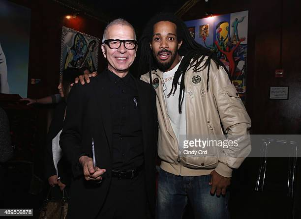 Winning Producer, Arranger, Recording Engineer, Musician, Tony Visconti attends GRAMMY Town Hall 'Creator's Rights & the Future of Music' at The...