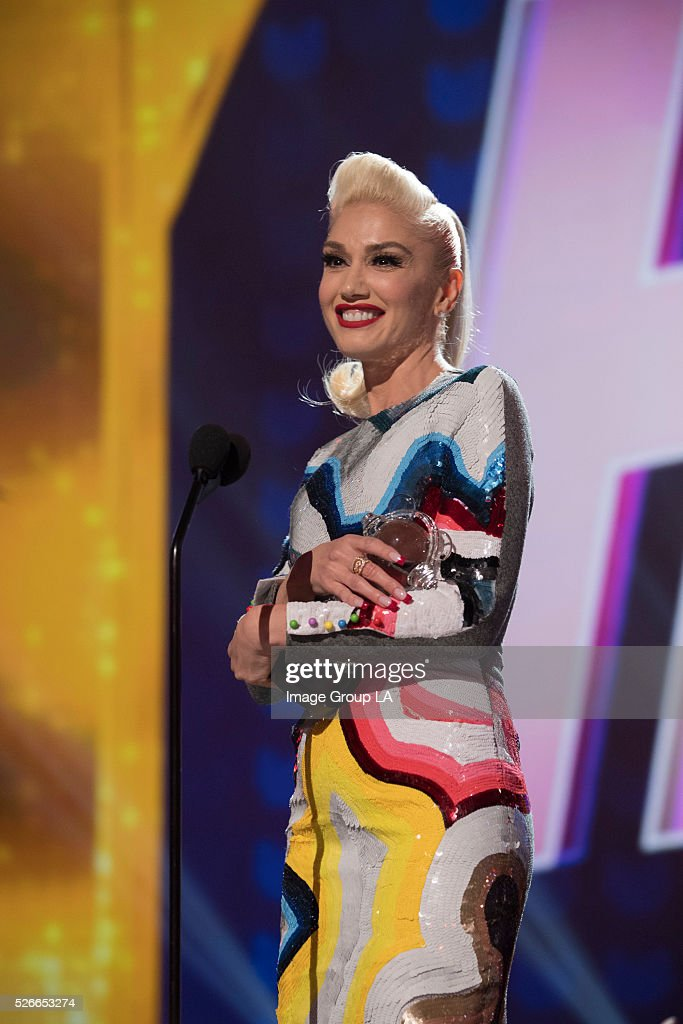 AWARDS - Grammy-winning singer/songwriter Gwen Stefani was honored with the 2016 RDMA 'Hero' Award. Stefani is being recognized for the positive impact she has on fans, inspiring them to do good. 'Disney Channel Presents the 2016 Radio Disney Music Awards' airs Sunday, May 1 (7:00 p.m. EDT). GWEN