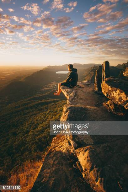 grampians tourist - australia photos stock photos and pictures