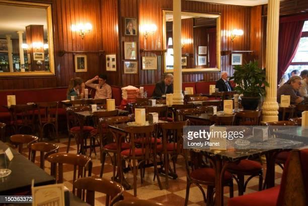 Gran Cafe de Gijon.