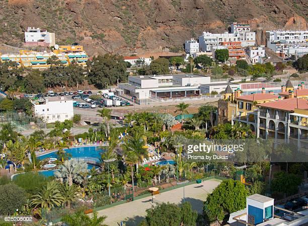 Gran Canaria Canary islands Spain Europe Mogan Puerto de Mogan hotel Resort pool Cordial Mogan Playa