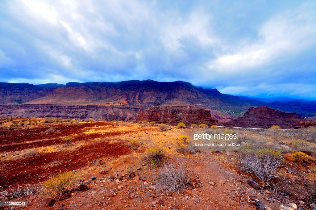 Gran Canaria Island : Stock Photo