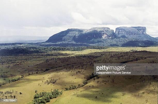 Gran Sabana and Flat Mountains Venezuela