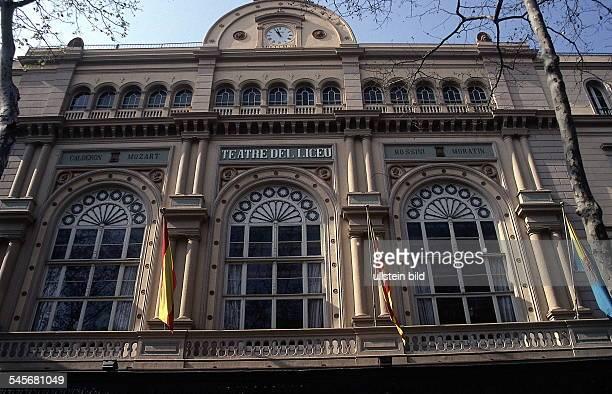 Gran Teatre de Liceu - 1999