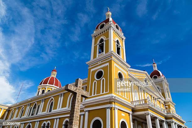 granada cathedral - nicarágua - fotografias e filmes do acervo