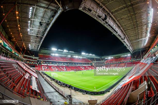 Granada CF during the UEFA Europa League match between PSV v Granada at the Philips Stadium on October 22, 2020 in Eindhoven Netherlands