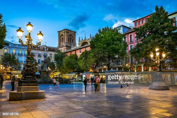 Granada city Spain