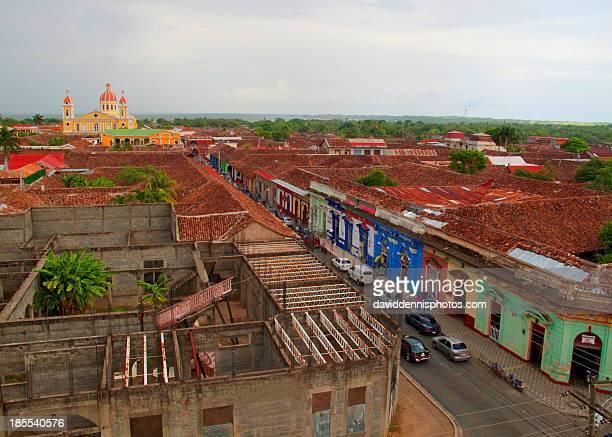 granada, nicaragua - nicarágua - fotografias e filmes do acervo