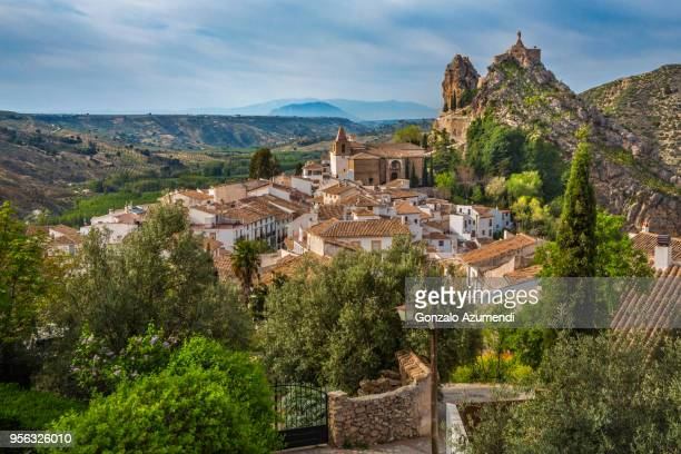 granada province in spain - granada spain stock pictures, royalty-free photos & images
