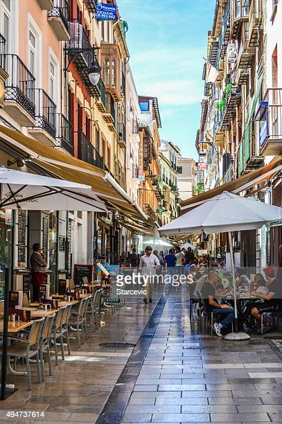 Granada, Spain - Medieval Street