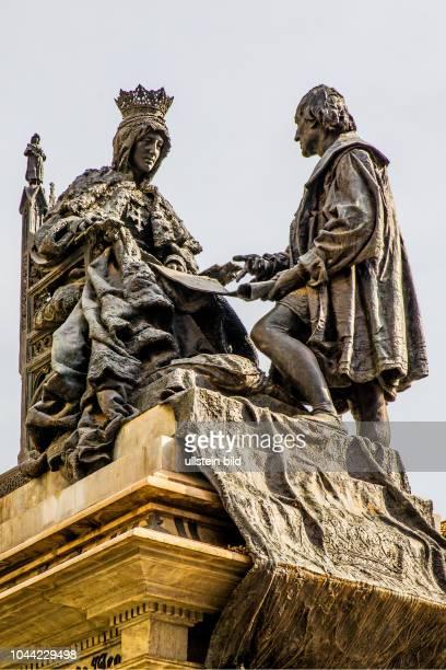 Granada, Spanien, ESP, Andalusien, al-Andalus, Hochburg der andalusisch-maurischen Kultur, Königin Isabella I. Von Kastillien, Kolumbus,...