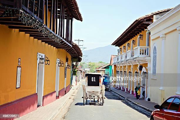 granada turismo - nicarágua - fotografias e filmes do acervo