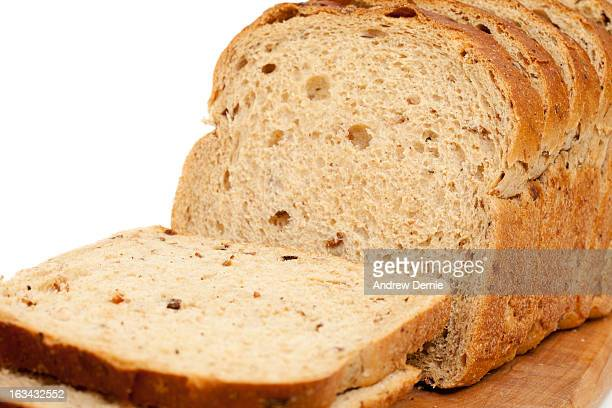 granary bread - andrew dernie stock pictures, royalty-free photos & images