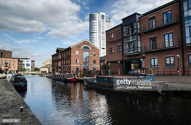 Granary Wharf and Bridgewater Place, Leeds