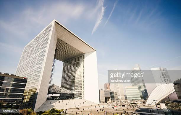 Grand Arche in La defense - Paris