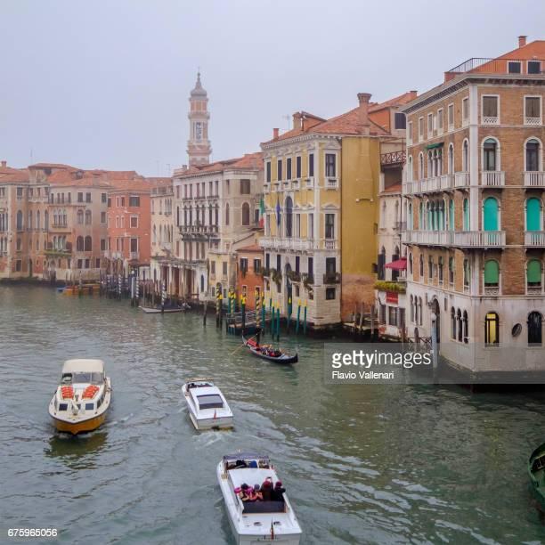Canal Grande in Venedig, Italien