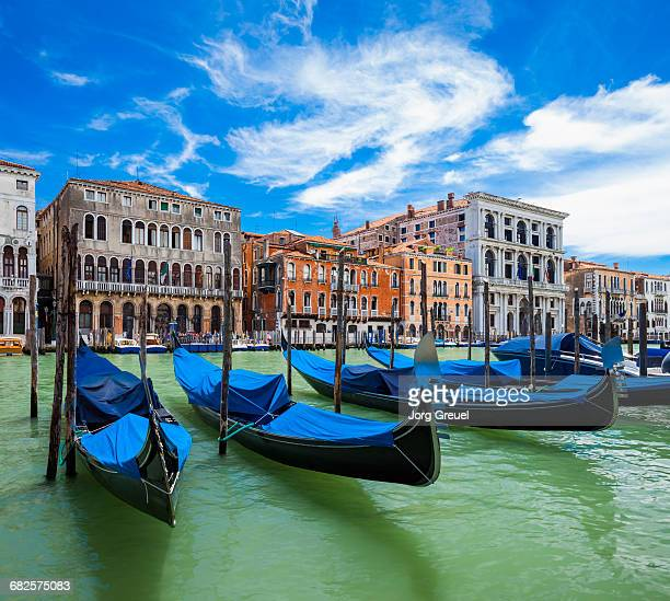 grand canal - venice italy stock pictures, royalty-free photos & images