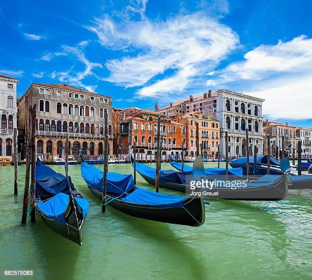 grand canal - venecia fotografías e imágenes de stock