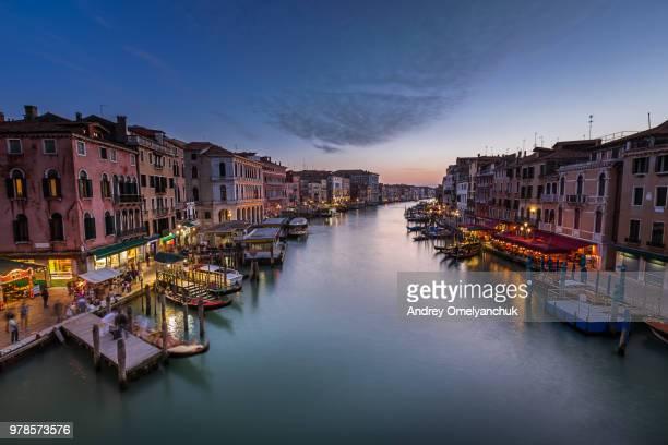 Grand Canal, Veni