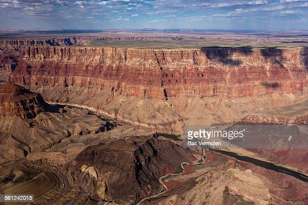 Grand Canyon aerial view