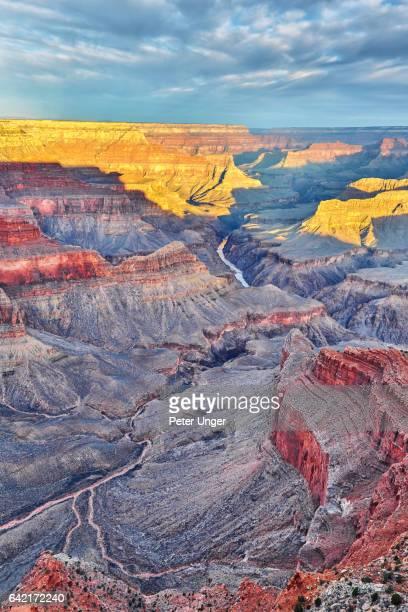 grand canyon national park, arizona, usa - grand canyon village stock photos and pictures